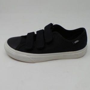 Velcro Black Vans